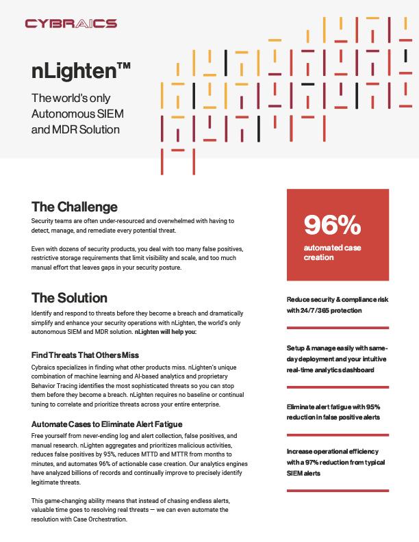 nLighten 4 Datasheet